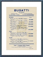 1932 bugatti cars price list bug1932 pl. Black Bedroom Furniture Sets. Home Design Ideas