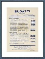 bugatti memorabilia. Black Bedroom Furniture Sets. Home Design Ideas