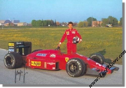 Ferrari f1 87 11