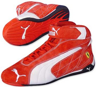 Puma Ferrari F1 Clothing And Sneakers