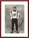Takuma Sato signed BAR Honda F1 Photo