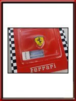 Small Scuderia Ferrari Lapel Pin